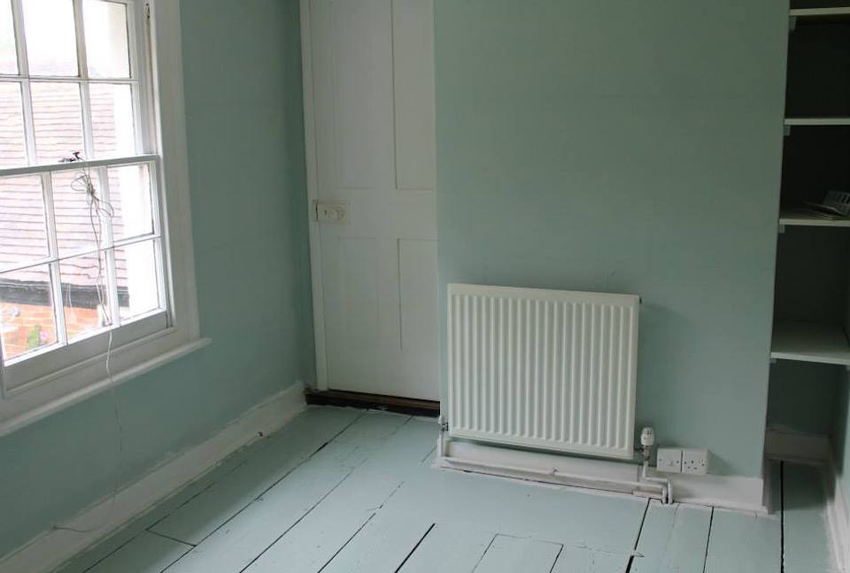 house bedroom after decoration