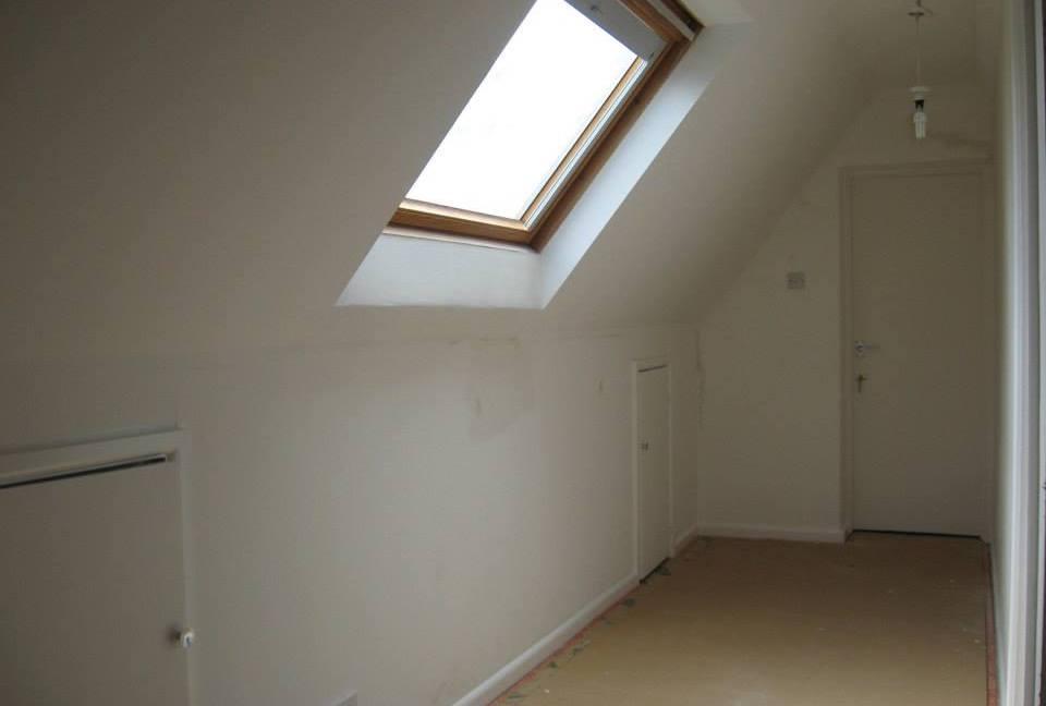 house loft after decoration