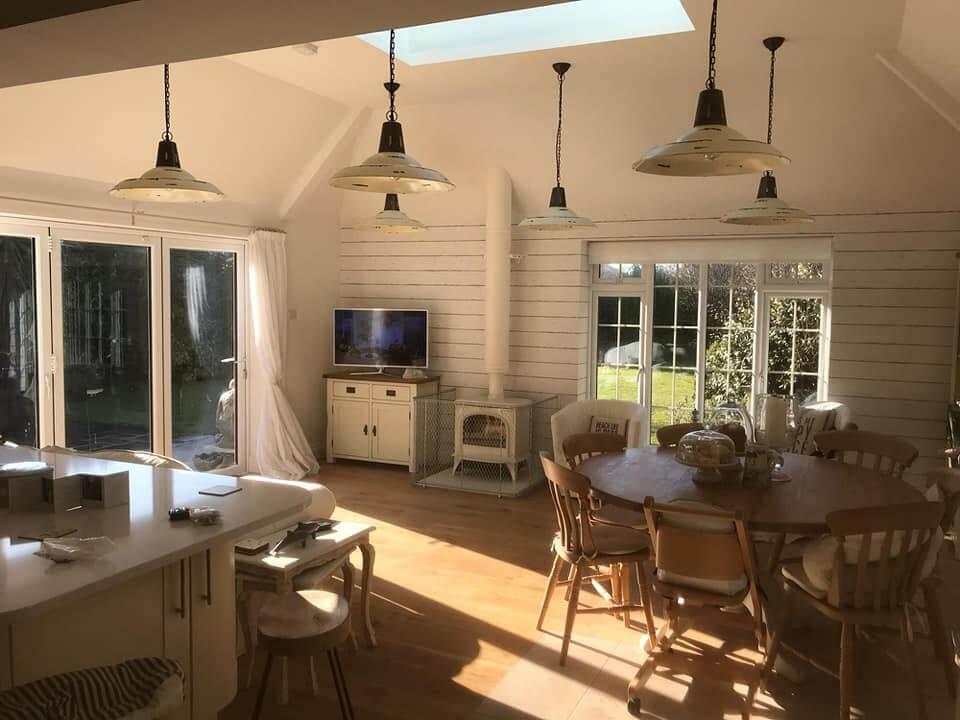 refurbishment kitchen residential